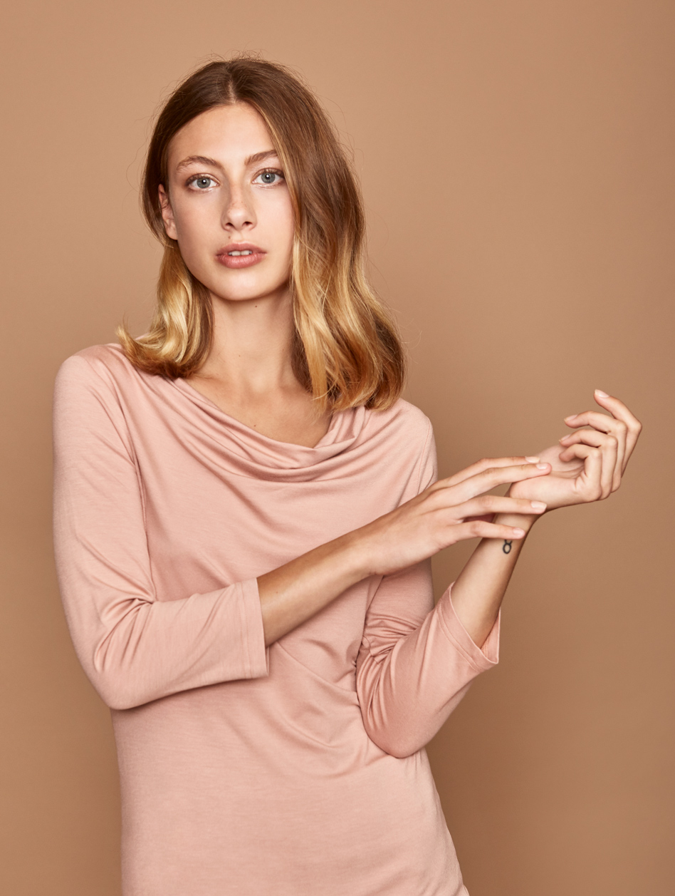 Shirt Luise/ 3/4 Arm